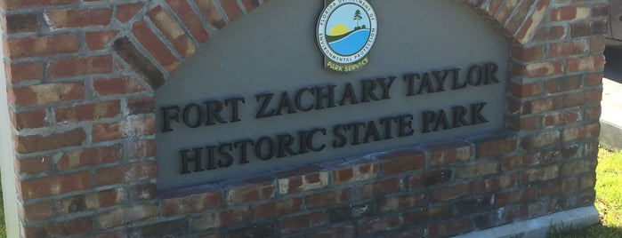 Fort Zachary Taylor Historic State Park is one of Gさんのお気に入りスポット.
