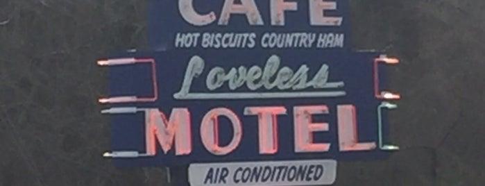 Loveless Cafe is one of G : понравившиеся места.