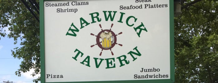 The Warwick Tavern is one of Gさんの保存済みスポット.
