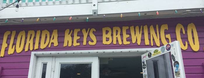 Florida Keys Brewing Company is one of Gさんのお気に入りスポット.