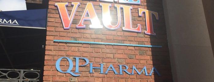 Morristown Game Vault is one of Stuart: сохраненные места.