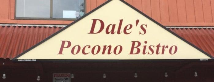 Dale's Cafe & Grill is one of Gespeicherte Orte von G.