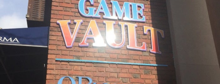 Morristown Game Vault is one of Non restaurants.