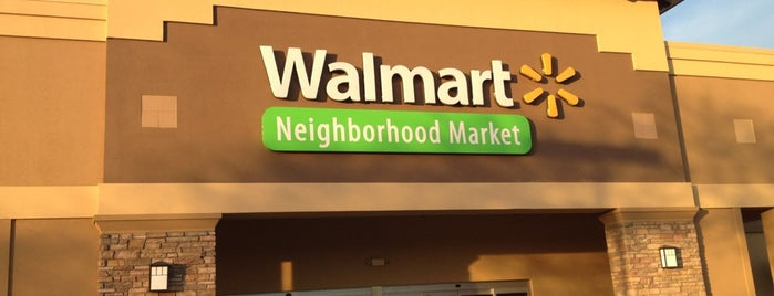 Walmart Neighborhood Market is one of Arizona.