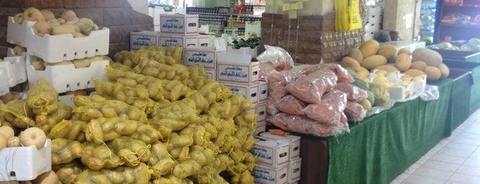الحيالة لمنتجات القصيم الزراعية is one of Samah's Liked Places.