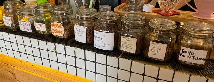 saudagar kopi is one of COFFEE SHOP.