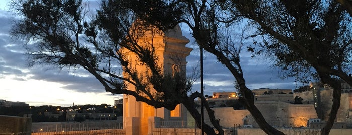 Ġnien il-Gardjola | Gardjola Gardens is one of VISITAR Malta.