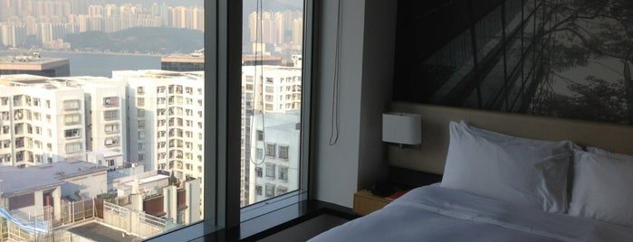 East Hong Kong is one of Gespeicherte Orte von Queen.