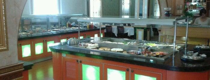 Restaurant Internacional Perla del Mar is one of Comer sabroso en Valparaíso - Chile.