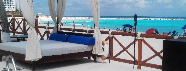 Mandala Beach Club is one of cancun.