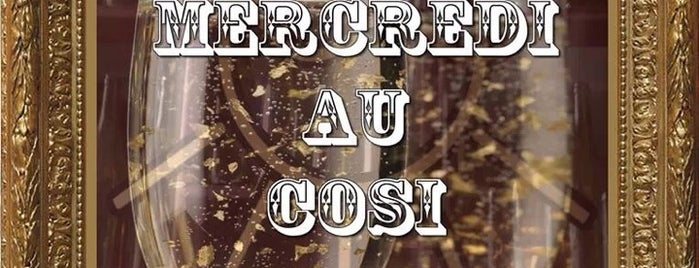 Cosi is one of Resto Pass 2012-2013.