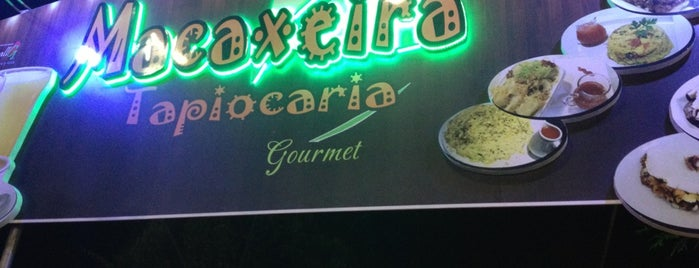 Macaxeira Tapiocaria is one of Restaurantes e Guloseimas.