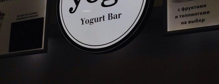 Yogo is one of Ольга : понравившиеся места.