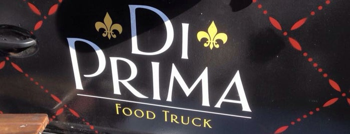 Di Prima Food Truck is one of Carinaさんのお気に入りスポット.