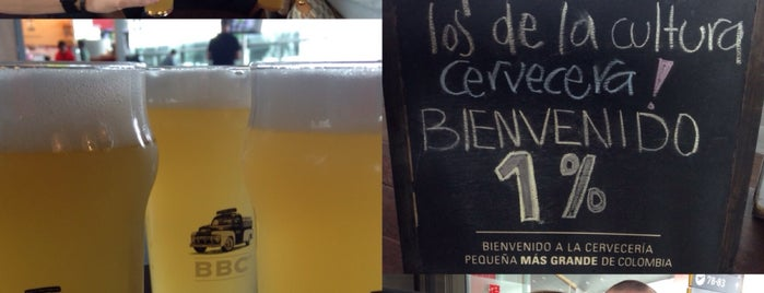 Bogotá Beer Company is one of Locais curtidos por Carina.