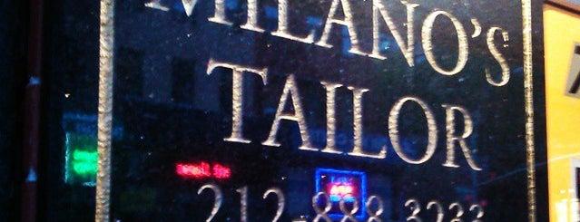 Milano's Tailor is one of Posti che sono piaciuti a Scott.