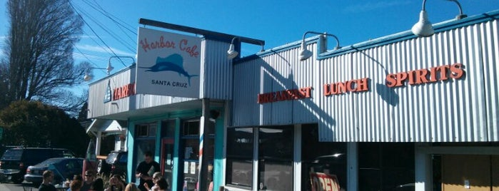 Harbor Cafe is one of Be a Local in Santa Cruz.