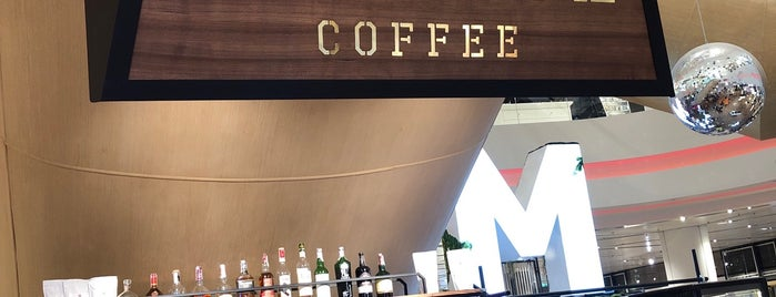 ONE LOVE coffee is one of Lieux qui ont plu à Ann.