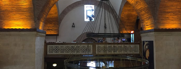 Cem Sultan Bedesteni Restaurant is one of Sivas-Tokat-Amasya-Kastamonu.