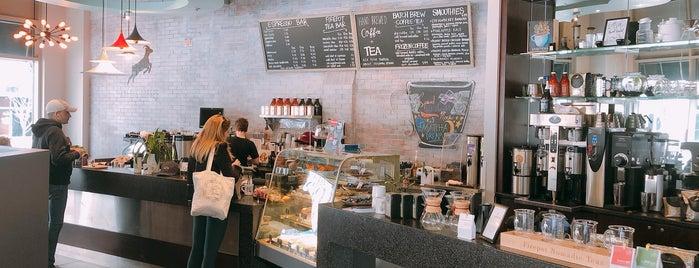 Kaldi's Coffee is one of Lugares favoritos de Brian.