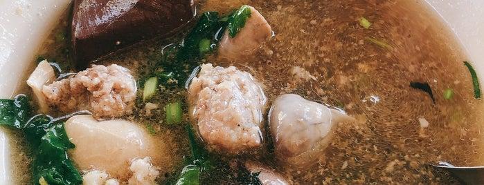 ต้มเลือดหมูแม่ประยูร(ร้านใหม่) is one of Vee 님이 좋아한 장소.