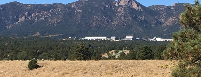 Air Force Academy North Gate is one of Colorado High.