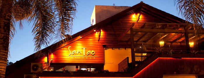San Tao Restobar is one of Restaurantes Brasil.