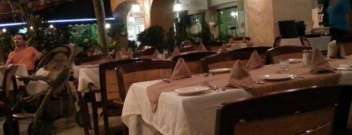 Dante Ristorante is one of Restaurantes Italianos en Puerto Vallarta.