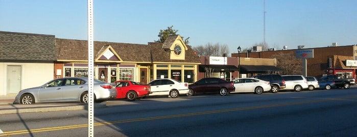 Tucker, GA is one of Orte, die Chia gefallen.