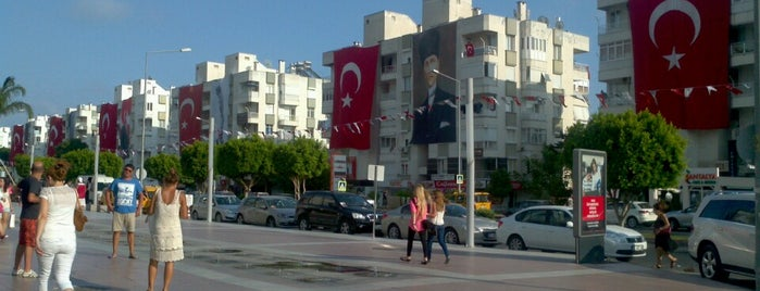 Tekelioğlu Caddesi is one of CHECK-IN EVERYDAY 😗.