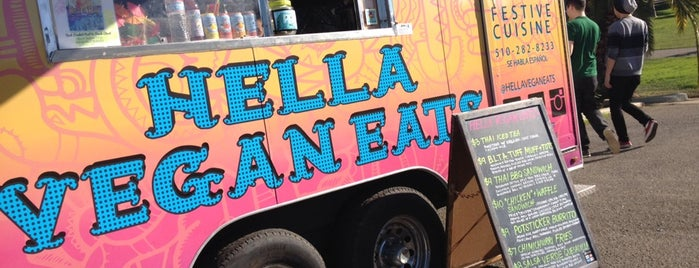 Hella Vegan Eats is one of The San Franciscans: Mission.