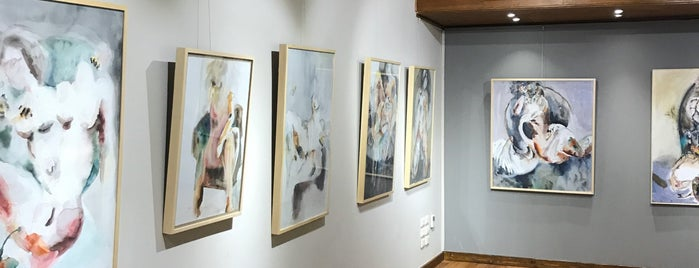 Picasso Art Gallery is one of Cairo.