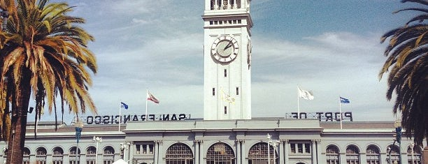 Ferry Building is one of SF Vacation.