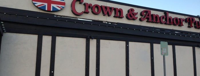 Little Crown & Anchor is one of Vegas.