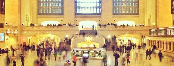 Grand Central Terminal is one of Places near and dear.