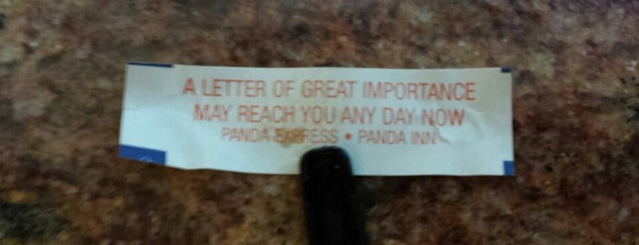 Panda Express is one of The Best of The Best.