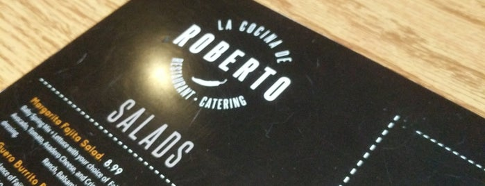 La Cocina de Roberto is one of Alejandroさんのお気に入りスポット.