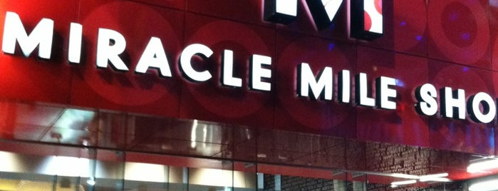 Miracle Mile Shops is one of California.