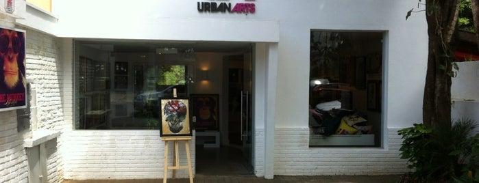 Urban Arts is one of Galerias de Arte SP.