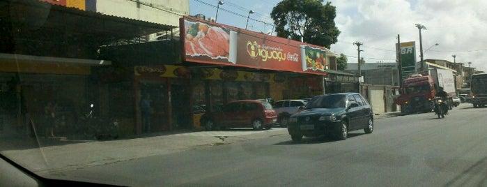 Supermercado Iguaçu is one of Posti salvati di Rodrigo.