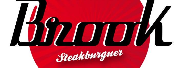 Brook Steakburguer is one of Restaurantes recomendados Pucela.