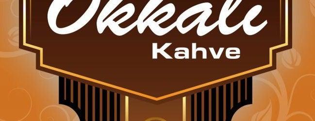 Okkali Kahve 1453 is one of Tempat yang Disukai Nurhan.