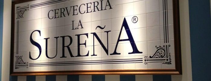 Cervecería La Sureña is one of Comer en Madrid.