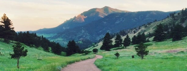 Mount Sanitas is one of Colorado.
