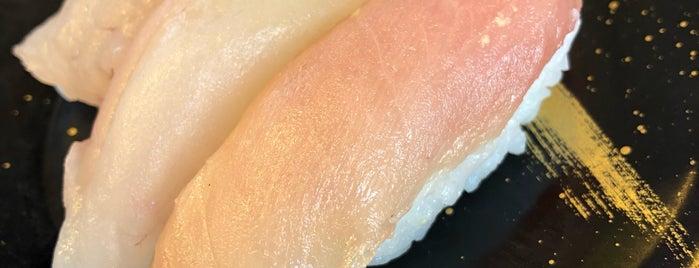 磯のがってん寿司 is one of Locais curtidos por Masahiro.