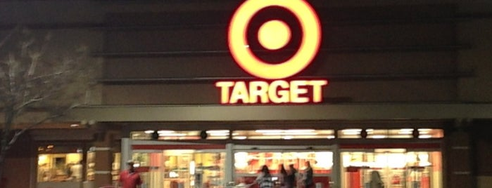 Target is one of Los Angeles.