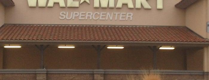 Walmart Supercenter is one of Orte, die DJ Lizzie gefallen.