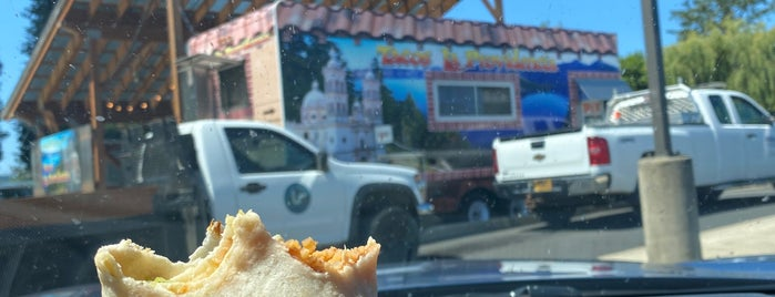Tacos La Providencia is one of PNW.