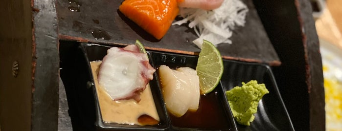 Hama Sushi & Sake is one of Midtown Lunches (NYC).