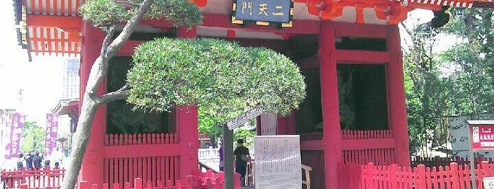 Nitenmon Gate is one of Posti salvati di Lynn.